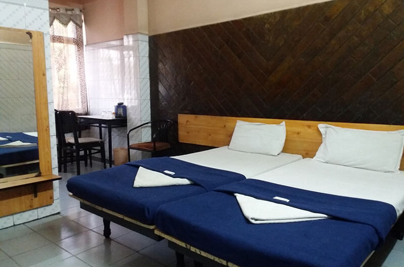 Hotel Haridwar-Standard Double Coat Room